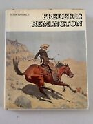 Vtg Frederic Remington Text By Peter Hassrick Illustrated Sculpture Art Book
