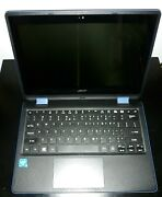 Acer Aspire R3-131t 2 In 1 Touch Screen Convertible Laptop - 32gb Ssd - 4gb Ram