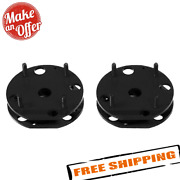 Fabtech Fts21138 Front Leveling Coil Spring Spacers