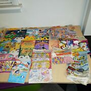 Vintage 80andrsquos And 90andrsquos Lot Of Mcdonaldandrsquos Happy Meal Boxes Bags And More Large Lot