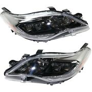 To2519188, To2518188 Hid Headlight Lamp Left-and-right Hid/xenon Lh And Rh