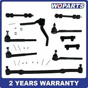 10pc Complete Front Suspension Kit Fit For Buick Century Regal Chevy 1978-1987