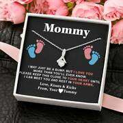 Mommy Gift Necklace Trendy Gift For New Mom In Hospital Pregnancy Gift