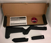 Magpul X-22 Backpacker Rifle Stock For Ruger 10/22 Takedown Blackmag808-blk-new