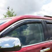 Avs Sorento Ventvisor In-channel Front And Rear Window Deflectors 4pc - Smoke For