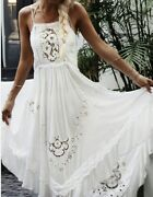 Hard To Find Size Spell And The Gypsy Collective Isla Bonita Strappy Dress