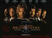 348149 The Three Musketeers Movie Charlie Sheen Kiefer Sutherland Poster Ca