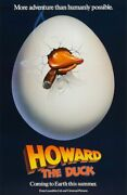 348280 Howard The Duck Movie Glossy Poster Ca
