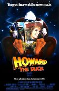 348464 Howard The Duck Movie Glossy Poster Ca