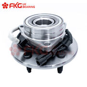 2 Front Wheel Bearing Hub For 1997-2000 Ford Expedition Lincoln Navigator 515004