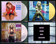 Britney Spears Three Lps On Color Vinyl Oops I Did It Again/baby One More Time+1