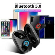 Usa Air Dots Wireless Headphones Bluetooth Earbuds Pods Compatible Android And Ios