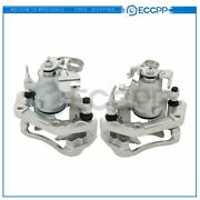 Rear Pair Brake Calipers For Lincoln Mkx Ford Edge 2010-2014