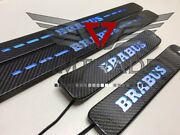 Mercedes Benz G Class W463a W464 G63 Brabus Style Illuminated Door Led Carbon