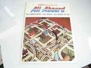 Orig. 1960's Gilbert American Flyer All Aboard M6788 Catalog Excellent
