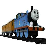 Lionelthomas And Friends Battery-powered Model Train Set Ready To Play With Remote