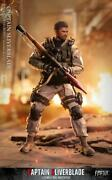 1/12th Patriot Studio Captain Sliverblade Chris Redfield W/stand Model To