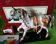 Trail Of Painted Ponies Retired Copper Enchantment 1e/1746 New In Box