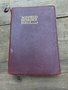 Scofield Reference Bible 1917