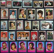 1979 Topps Star Trek The Motion Picture Complete Your Set You U Pick From List