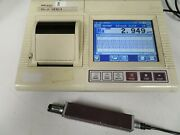 Mitutoyo Sj-310 Profilometer Surface Finish Tester Complete Tested Surftest Nz5