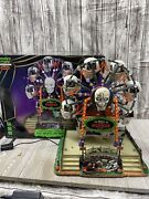 Lemax Signature Halloween Spooky Town - The Wheel Of Horror See Note