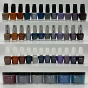 Opi 2020 Spring Collection - Muse Of Milan - Nail Lacquer, Gelcolor, Dip Powder