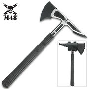 16 M48 Survival Camping Tomahawk Throwing Axe Hatchet Hunting Knife Tactical