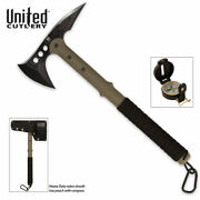United Cutlery M48 Tomahawk 15 2cr13 Stainless Steel Tactical Combat Axe Blade