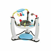 Evenflo Exersaucer Jump And Learn Jam Jumping Activity Baby Jumper Open Box