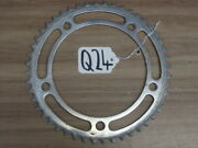 Vintage Campagnolo Pre1967 Alloy Chainring 48t 3/32nd 151 Bcd Approx 25 Q24