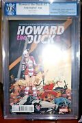 Howard The Duck 2 Variant Pgx 9.8 2nd Appearance Gwenpool