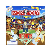 Monopoly Junior Sports 2000 Usaopoly - 100 Complete