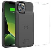 Iphone 12 / 12 Pro Wireless Charging Battery Charger Case 6.1-inch Bx12