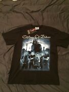 Vintage Children Of Bodom Shirt Large With Tags Single Stitch 112cm Chest Metal