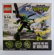 New Lego 20216 'robot And Micro Designer' Master Builder Academy, Rare And Retired