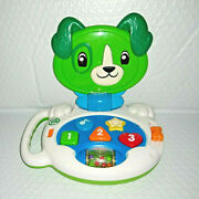 Leap Frog My Puppy Scout My Talking Leappup Laptop Lights Up 2012 Leapfrog