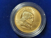 ✨2011-w Lucy Hayes First Spouse 1/2 Oz Gold Coin Uncirculated Pa6 No-box-or-coa