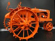 Allis Chalmers Farm Tractor 1930s 1940s Vintage Machinery 1 12 Model Diecast Wc