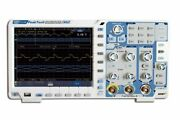 Peaktech P1362 Dso Oscilloscope 200 Mhz 2 Channel 2 Gs/s 25mhz Signal Generator