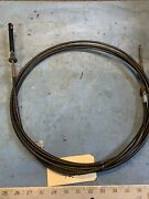 Ip5826 Morse Throttle Shift Cable 17ft Fits Omc Evinrude D302029-000-0216