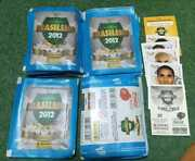50 Pack Packet Booster Rookie Sticker Panini 2012 Champ Brazil Coca Cola