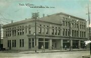 Centralia Illinoisold Post Officehaussler And Sonfurniturebell Telephone1908