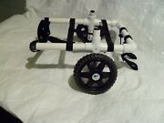 Dachshund Rabbit Pug Wheelchairand039s Made To Fit Your Small Dogs Measurements 6