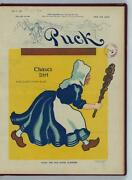 Photo Of Puckteddy The Old Dutch Cleanser1912theodore Rooseveltcleaning