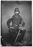 David A. Enyart,colonel 1st Kentucky,troops,soldiers,military Personnel,1860