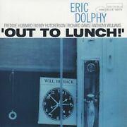 Eric Dolphy Out To Lunch Vinyl Record Album Lp Blue Note 2016 Post Bop Free Jazz