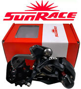 Sunrace Rdms30 Mountain Rear Derailleur Fit 10 And 11 Speed Shimano Or 12 Sp Sram