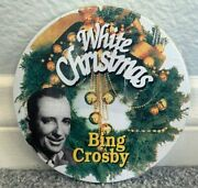Bing Crosby White Christmas Tin Cd New/sealed Brisa 47477-2 Sold Out Rare Lp