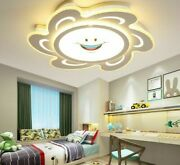 Ceiling Led Lamp Lights Remote Control Indoor Surface Mount Fixtures Accessories